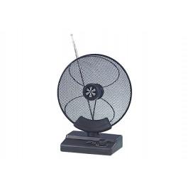 Antenna amplificata da interno UHF/VHF