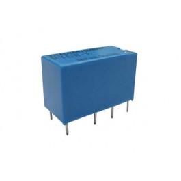 Rele' di segnale in miniatura da circuito stampato a 2 scambi - 12Vcc 1A