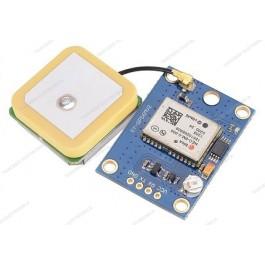 Modulo GPS con antenna UBLOX NEO-6M