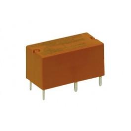 Rele' di segnale in miniatura da circuito stampato a 1 contatto n/o normalmente aperto - 24Vcc 6A