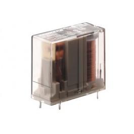 Rele' modulare a 1 scambio - 12Vcc 12A
