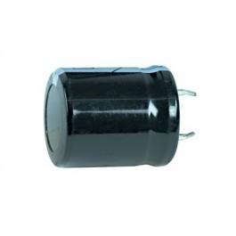 Condensatore elettrolitico snap-in 2000 ore 85°C - 100V 4700 uF