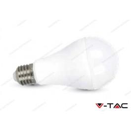 Lampadina led V-TAC A65 17W - attacco E27 - 3000k bianco caldo - VT-2017