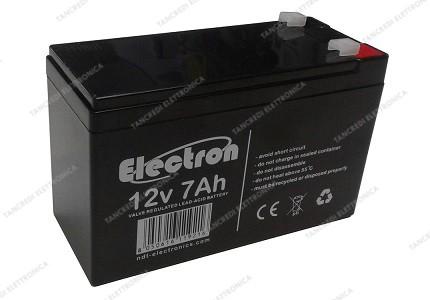 Batteria al piombo 12V 7Ah