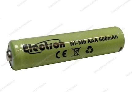 Batteria Ni-Mh Ministilo 1,2V 600mAh
