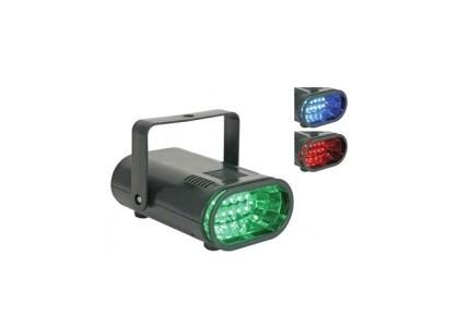 Lampada stroboscopica RGB a led