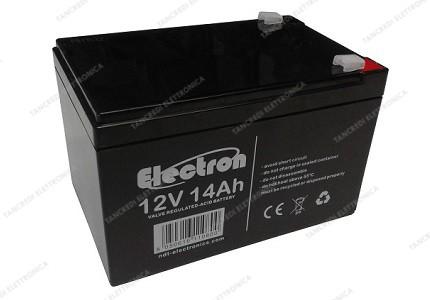 Batteria al ermetica piombo 12V 14Ah