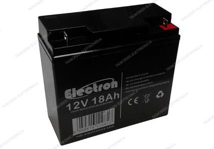 Batteria la piombo ermetica 12V 18Ah