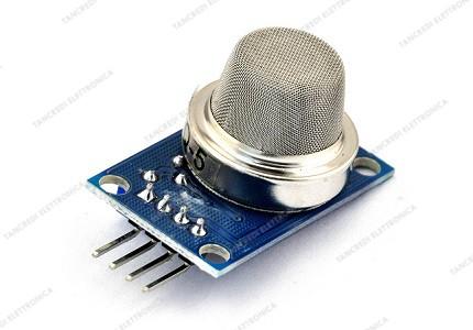 Modulo MQ-5 sensore di metano e gas naturali