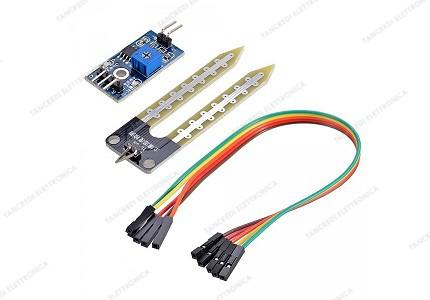 Modulo sensore di umidità - igrometro