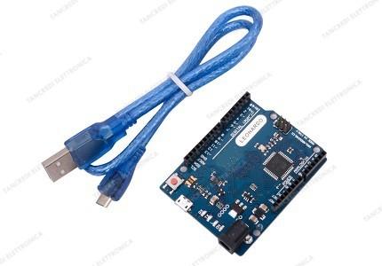 Scheda Leonardo R3 clone con cavo USB (Arduino-Compatibile)