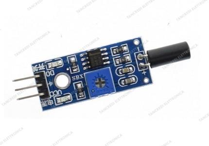 Modulo sensore di vibrazione normalmente aperto SW-18010P