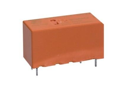 Rele' di potenza da circuito stampato a 1 contatto c/o in scambio - 24Vcc 12A