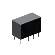 Rele' di segnale in miniatura da circuito stampato a 2 scambi - 6Vcc 1A