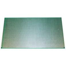 Piastra in vetronite forata passo 2,54mm 200x300mm