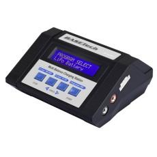 Carica batteria Basetech per batterie Li-Po, Li-ion, Li-Fe, Li-Hv, Ni-Mh, Ni-Cd e al piombo