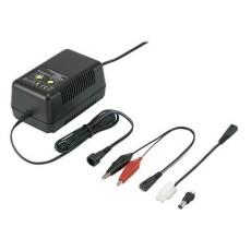Carica batteria per pacchi batterie Ni-Cd e Ni-Mh 500mA / 1A
