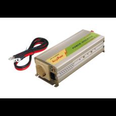 Inverter Soft Start 600W. Ingresso 10-15Vcc uscita 220Vac