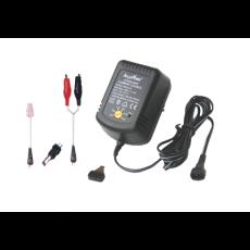 Carica batteria per pacchi batterie Ni-Cd e Ni-Mh 50/300mA