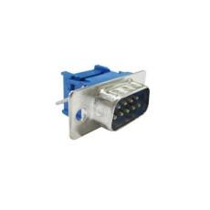 Connettore Sub-D maschio a perforazione d'isolante per flat cable - 25 poli