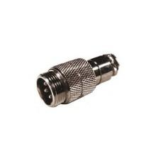 Spina microfonica volante - 4 poli