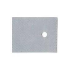 Isolatore siliconico per TO220 - confezione da 10pz