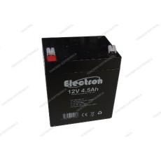 Batteria al piombo ermetica 12V 4,5Ah