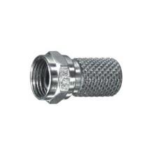 Spina F ad avvitamento impermeabile - diametro cavo 6,2mm