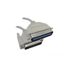 Cavo stampante da spina centronics 36 poli a spina Sub-D 25 poli - 1,8 mt