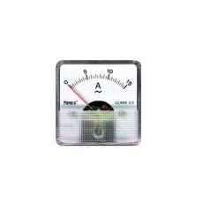 Amperometro a ferro mobile per misure in corrente alternata. Portata 0 - 10A