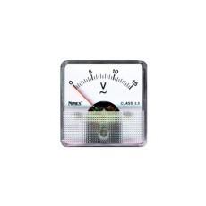 Voltmetro a ferro mobile per misure in corrente alternata. Portata 0 - 30V