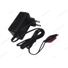 Carica batteria switching per batterie al piombo 6V