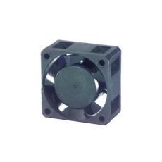 Ventola 12Vcc 40x40x20 in materiale termoplastico su cuscinetti
