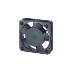 Ventola 5Vcc 40x40x10 in materiale termoplastico su bronzine