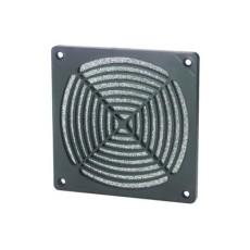 Griglia di protezione con filtro per ventola 92x92
