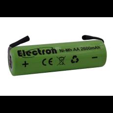 Batteria Ni-Mh Stilo 1,2V 2600mAh con terminali