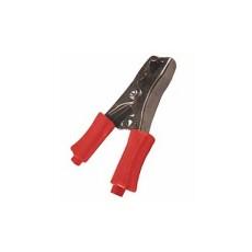 Coccodrillo rosso isolato - lunghezza 85mm