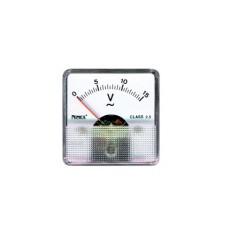 Voltmetro a ferro mobile per misure in corrente alternata. Portata 0 - 60V