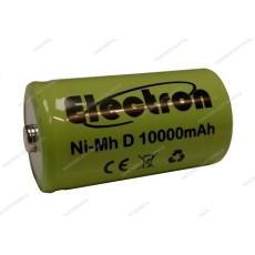 Batteria Ni-Mh Torcia D 1,2V 10000mAh