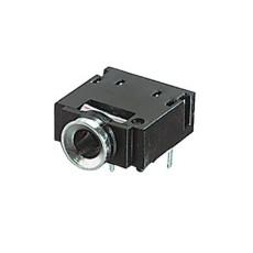 Presa jack stereo da 3,5mm per circuito stampato