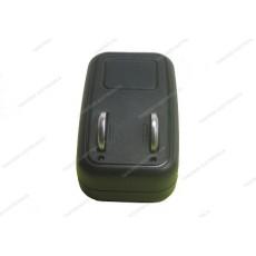Carica batteria per Lir2032 e Lir2025 a 2 posti con 2 batterie Lir2032 incluse