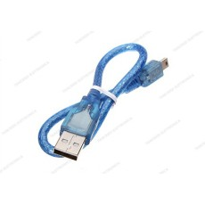 "Cavo USB da spina USB ""A"" a spina mini USB - 0,3mt"