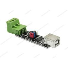 Convertitore USB RS485 con FTDI232RL