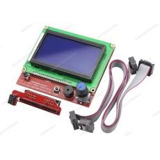 Controller reprap per stampa autonoma con display grafico