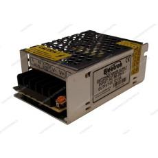 Alimentatore switching in contenitore metallico. Uscita 12V 3A