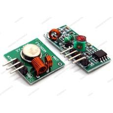 Modulo trasmettitore e ricevitore RF 433Mhz