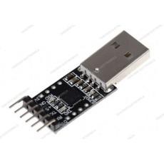 Modulo convertitore seriale da USB 2.0 a uart TTL CP2012