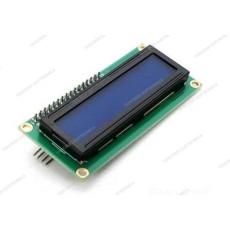 Display lcd 16x2 con seriale IIC/I2C con retroilluminazione blu