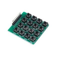 Modulo tastiera matrice 4x4