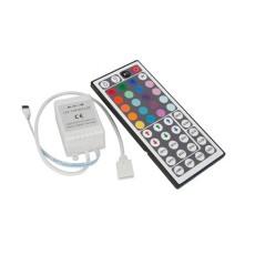 Controller per strisce led RGB con telecomando da 44 comandi